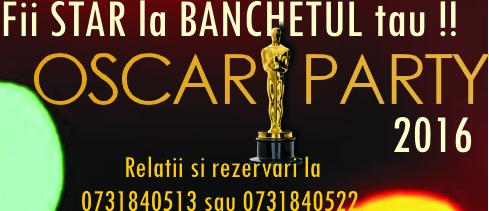 Banchete Oscar Party